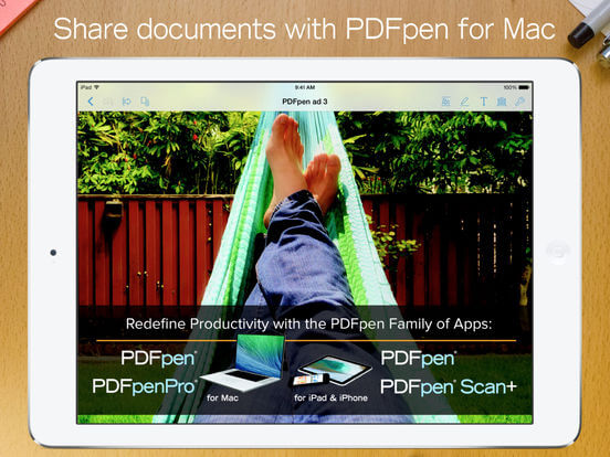 Download PDFPen for iPad