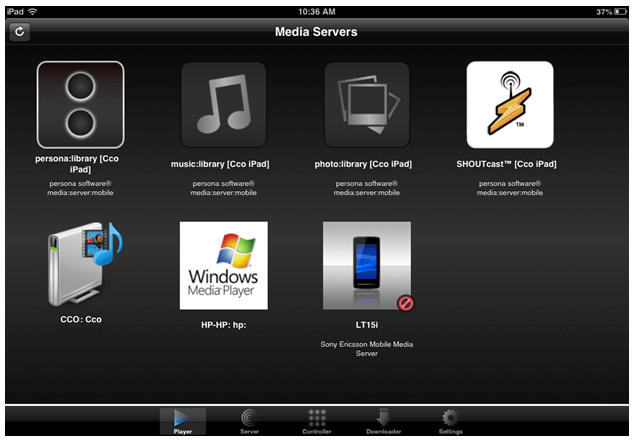 Download Windows Media Player for iPad