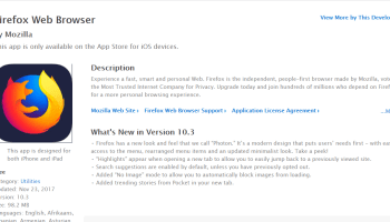 Firefox for iPad Free Download | iPad Browser | Firefox App