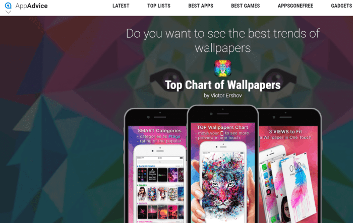 Download Wallpapers for iPad