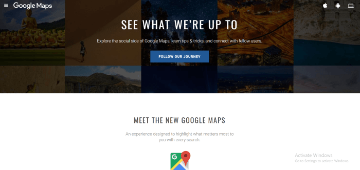 Download Google Maps for iPad