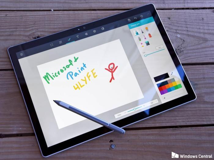 Download Microsoft Paint for iPad