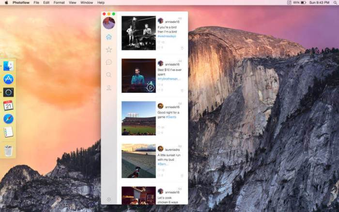 Download Instagram for Mac