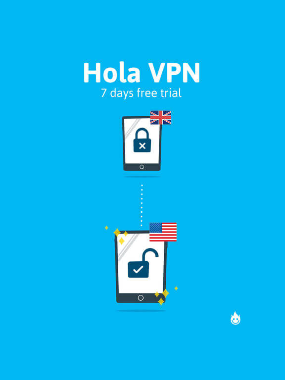 Download Hola for iPad