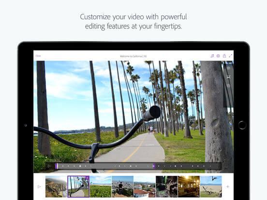 Download Adobe Premiere Pro for iPad
