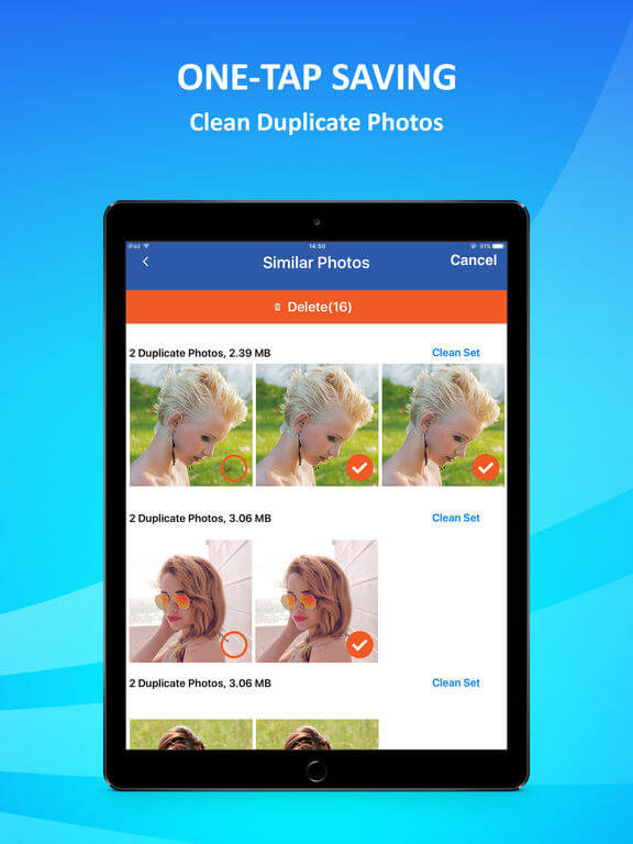 Download Clean Master for iPad