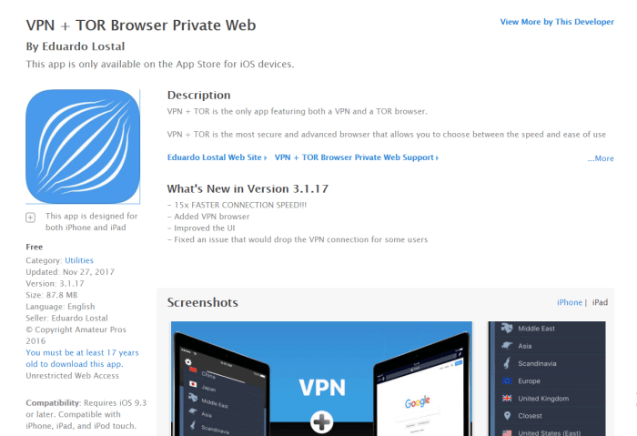 Tor browser в app store как поменять язык в тор браузер hydra2web