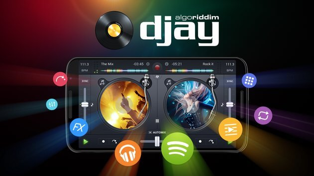 Download djay for iPad