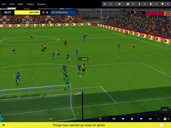 Download Football Manager for iPad