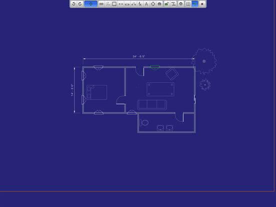 Download CAD App for iPad