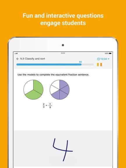 Download IXL App for iPad