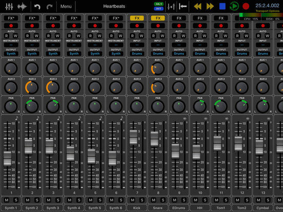 Download Auria for iPad