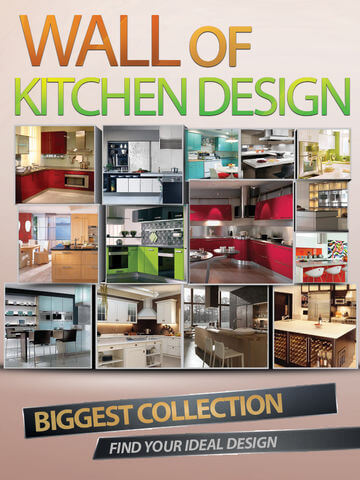 Download Kitchen Design App for iPad
