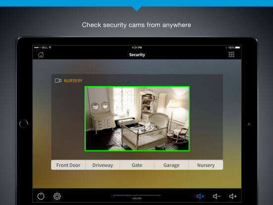 Download Crestron App for iPad