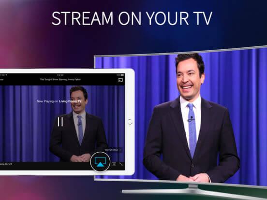 Download NBC App for iPad