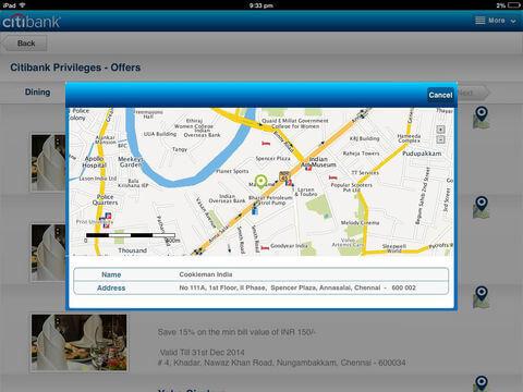 Download Citibank App for iPad