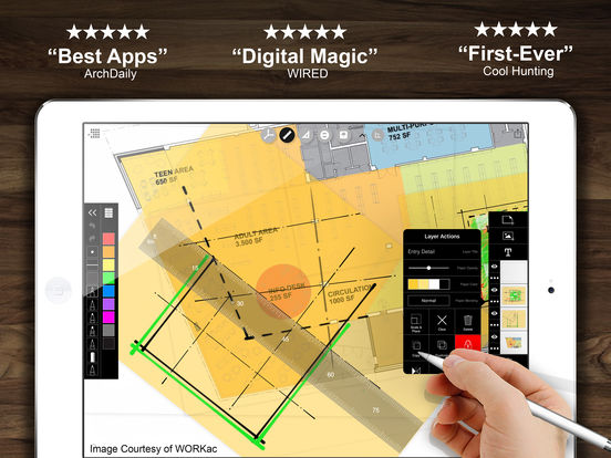 Download Tracing App for iPad