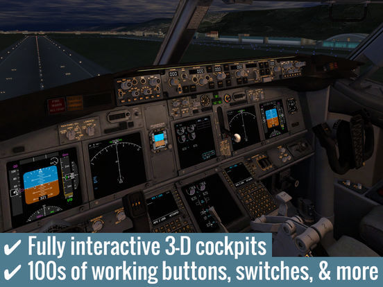 Download Xplane for iPad