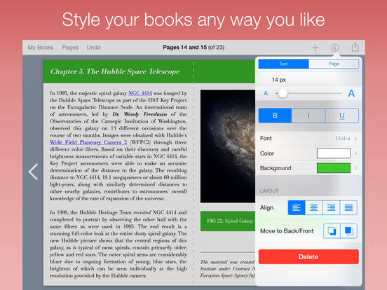 Download Book Creator for iPad