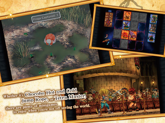 Final Fantasy for iPad
