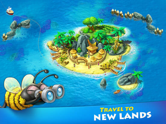 Download Playrix Games for iPad