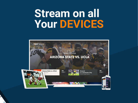 Download Football Streaming Sites for iPad