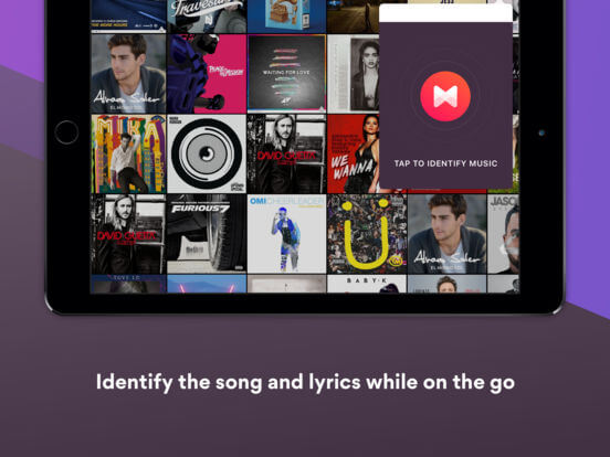 Download Lyrics App for iPad
