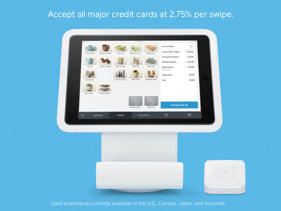 Download POS App for iPad