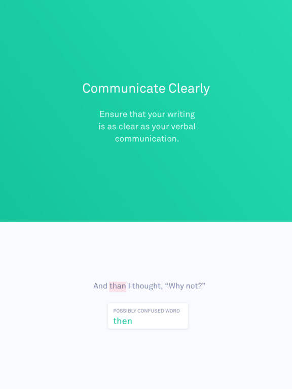 Download Grammarly for iPad