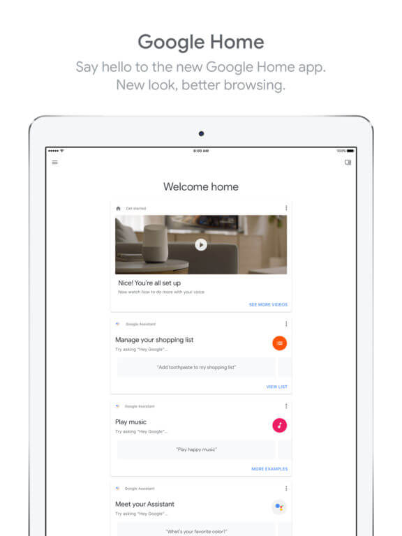 Download Chromecast Extension for iPad
