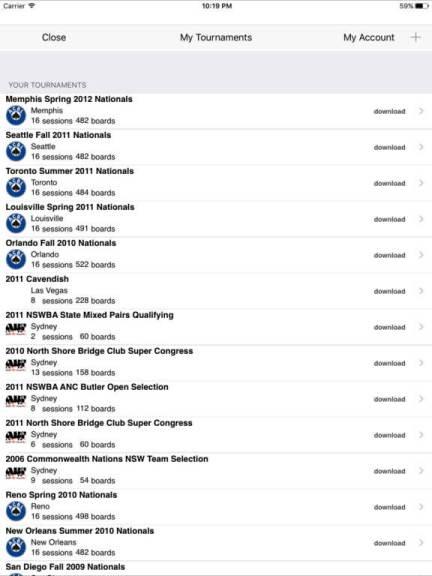 Download Bridge Baron for iPad