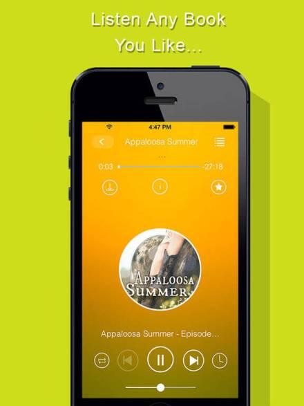 Download Audio Books for iPad