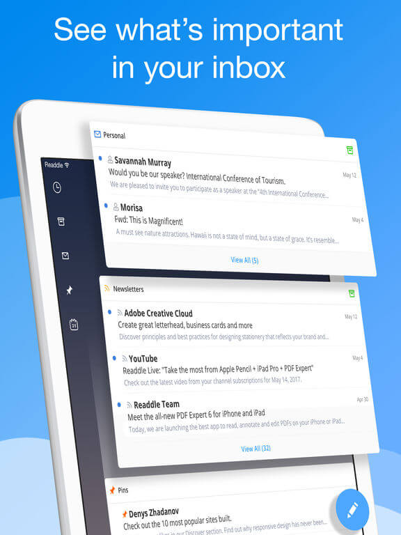 Download Mail for iPad