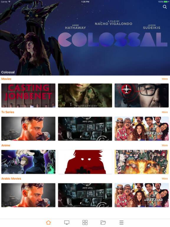 Download Cinema Box for iPad