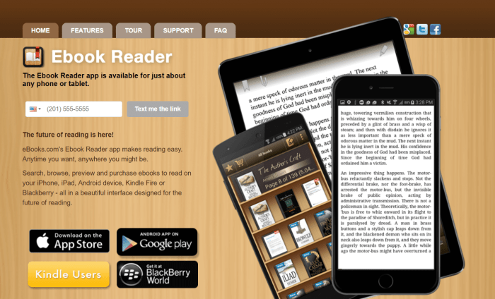 Download Reading App for iPad