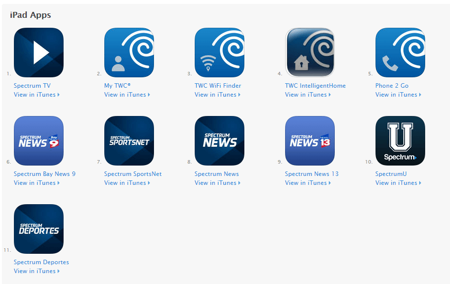 Download TV App for iPad - Best Free Ipad Apps