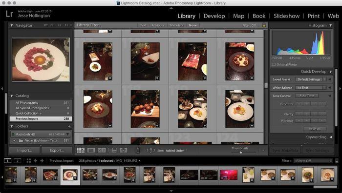 Download Adobe Lightroom for Mac