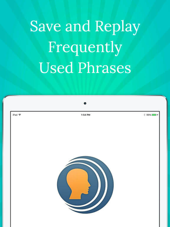 Download Text to Speech App for iPad