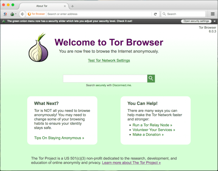 Download Tor Browser for Mac