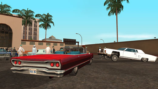 Download GTA San Andreas for iPad