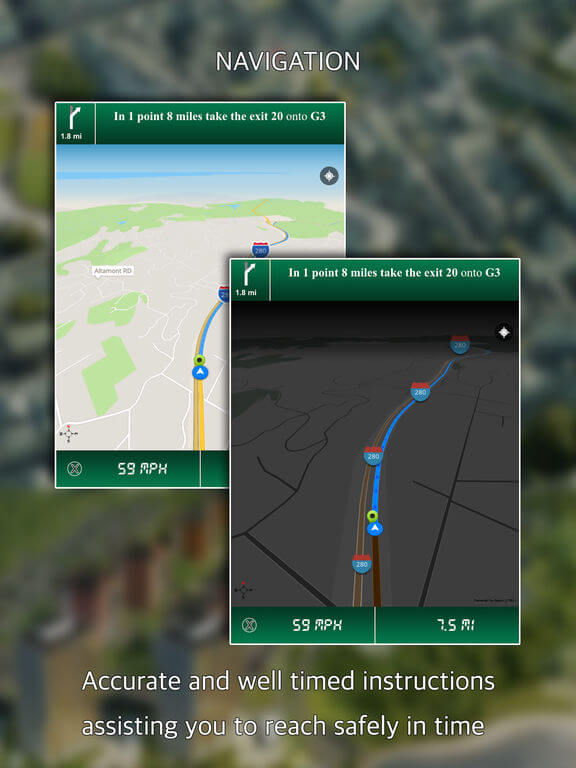 Download GPS for iPad