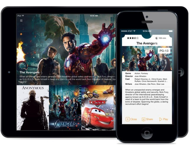 Download Media Player for iPad