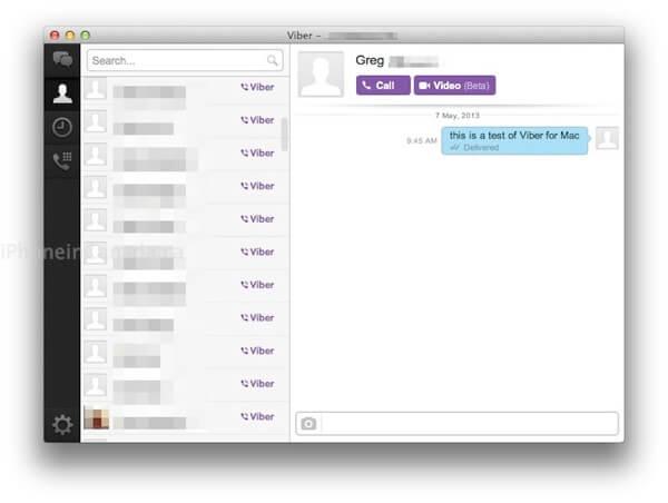 Download Viber for Mac