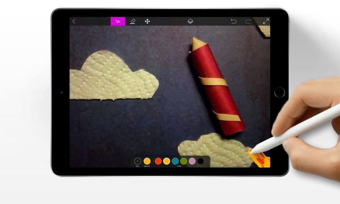 Download Stop Motion App for iPad