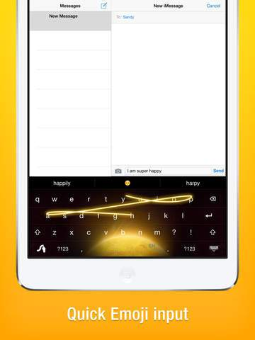 Download Swype for iPad