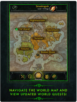 Download World of Warcraft for iPad