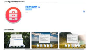 WinRAR for Mac Free Download | Mac Utilities | WinRAR App