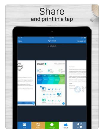 Download OCR App for iPad