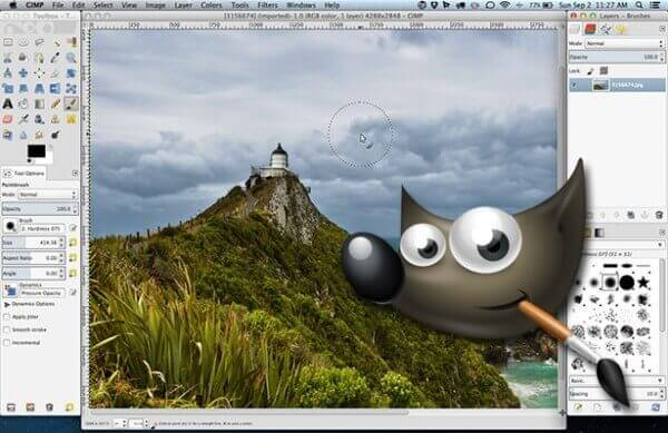 Download Gimp for Mac