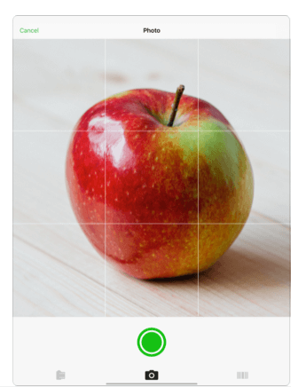 Download Calorie Counter App for iPad